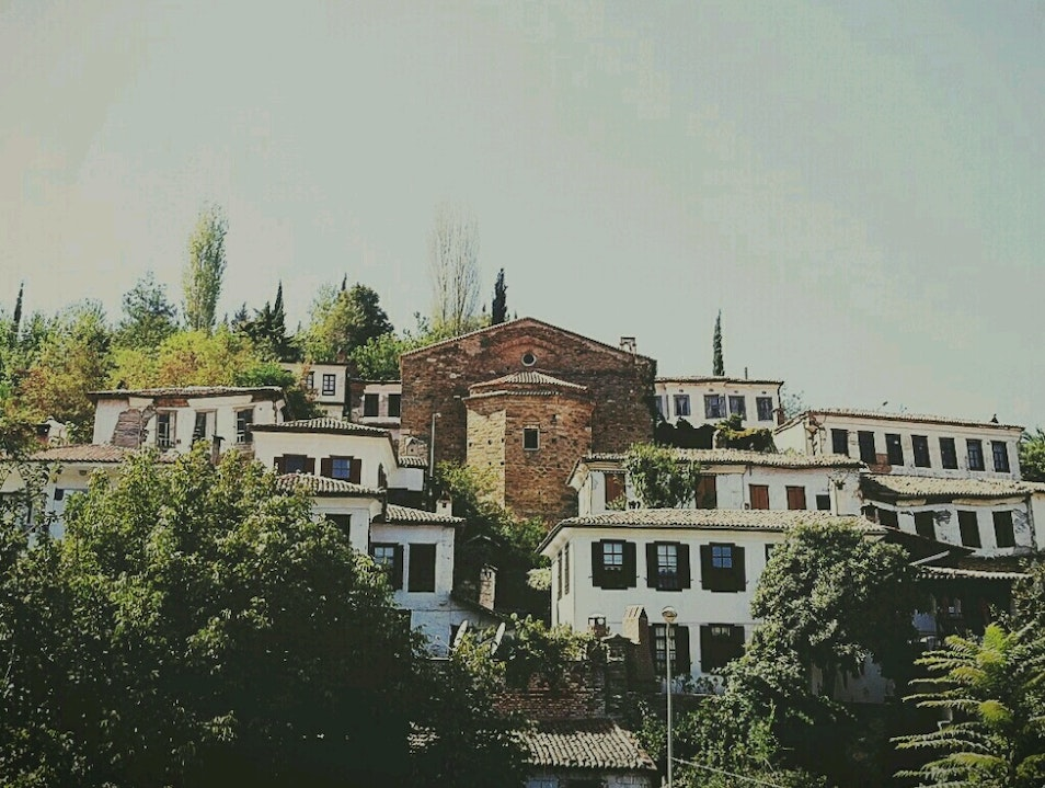 A day trip from Selcuk. Şirince  Turkey