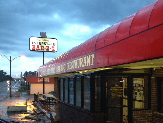 The best BBQ in Memphis?
