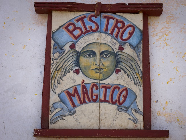 Bistro Magico serving all things local