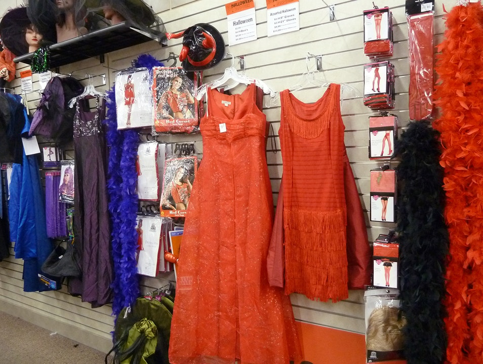 Tacoma's Goodwill Is Costume Central Tacoma Washington United States