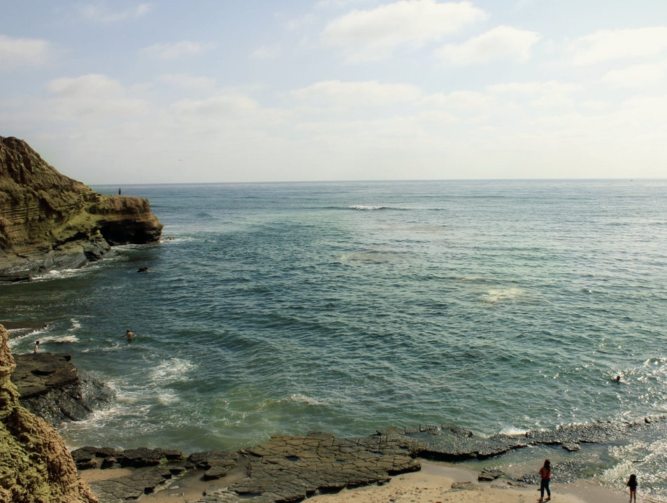 An Unexpected Hike through Sunset Cliffs San Diego California United States