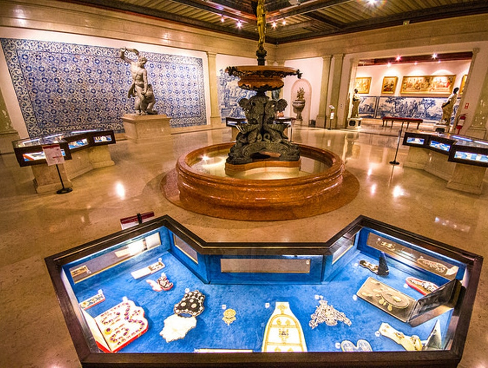 An unknown museum worthwhile to visit