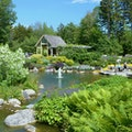 Coastal Maine Botanical Gardens Boothbay Maine United States