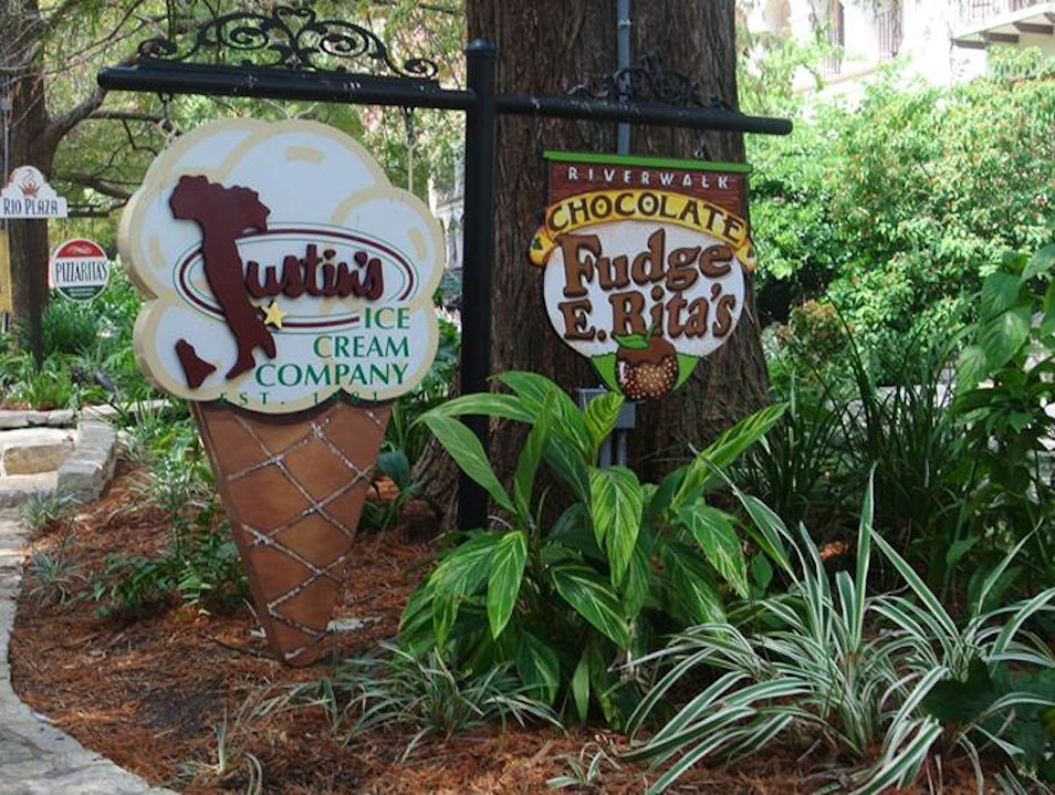 Justin's Ice Cream Company San Antonio Texas United States