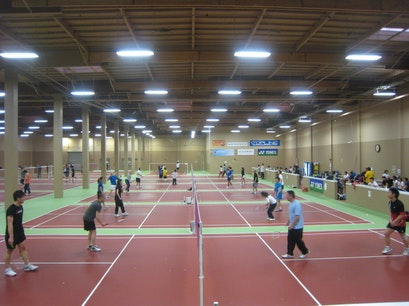 Bay Badminton Center South San Francisco California United States
