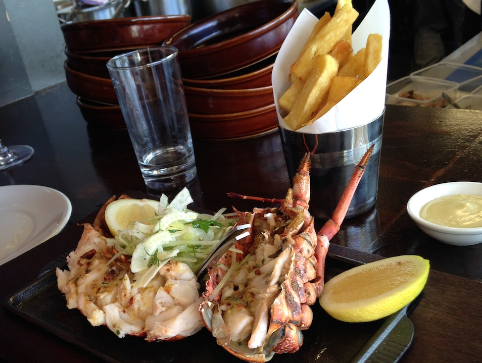 New Zealand's best seafood