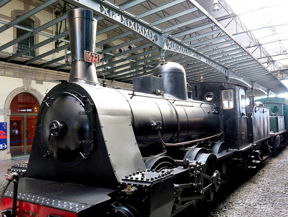 Get Onboard at the Railway Museum
