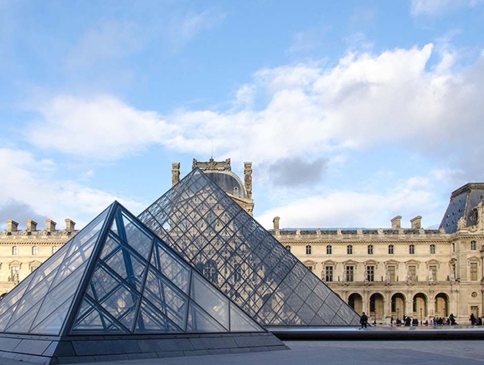 The Louvre   France