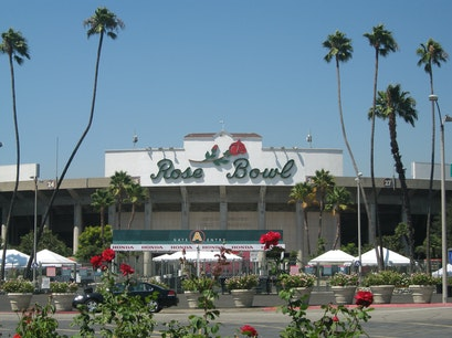 Rose Bowl Flea Market Pasadena California United States