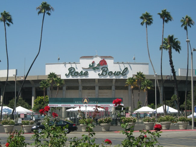 More Than Football at the Rose Bowl