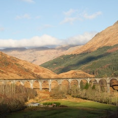 Glenfinnan Viaduct / Harry Potter's Bridge