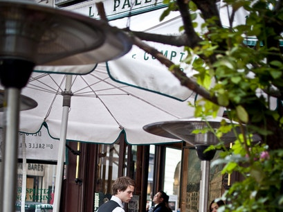 Cafe La Palette Paris  France