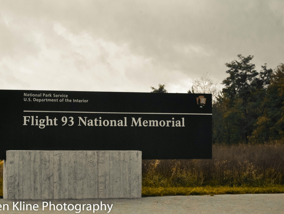 Flight 93 Memorial Stoystown Pennsylvania United States