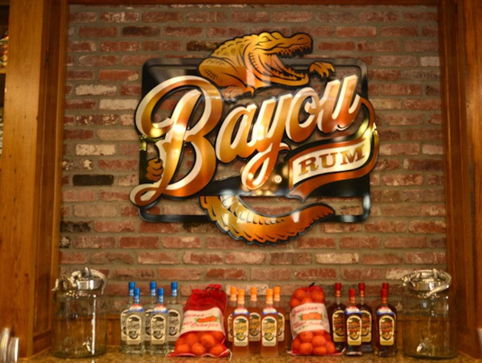 Hand-Crafted Here: Bayou Rum the Largest Rum Distillery in USA