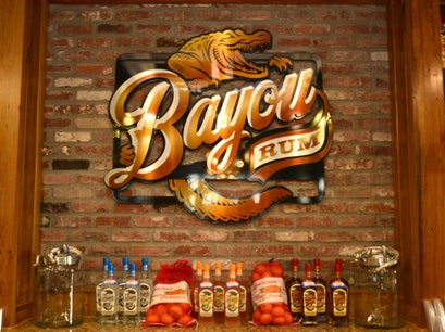 Bayou Rum/ Louisiana Spirits Distillery Lacassine Louisiana United States