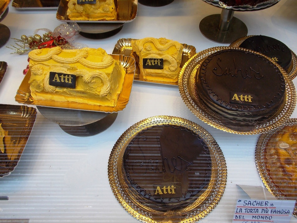 Cakes and more cakes Bologna  Italy