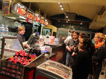 Currywurst Express Berlin  Germany