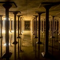 Buffalo Bayou Park Cistern Houston Texas United States