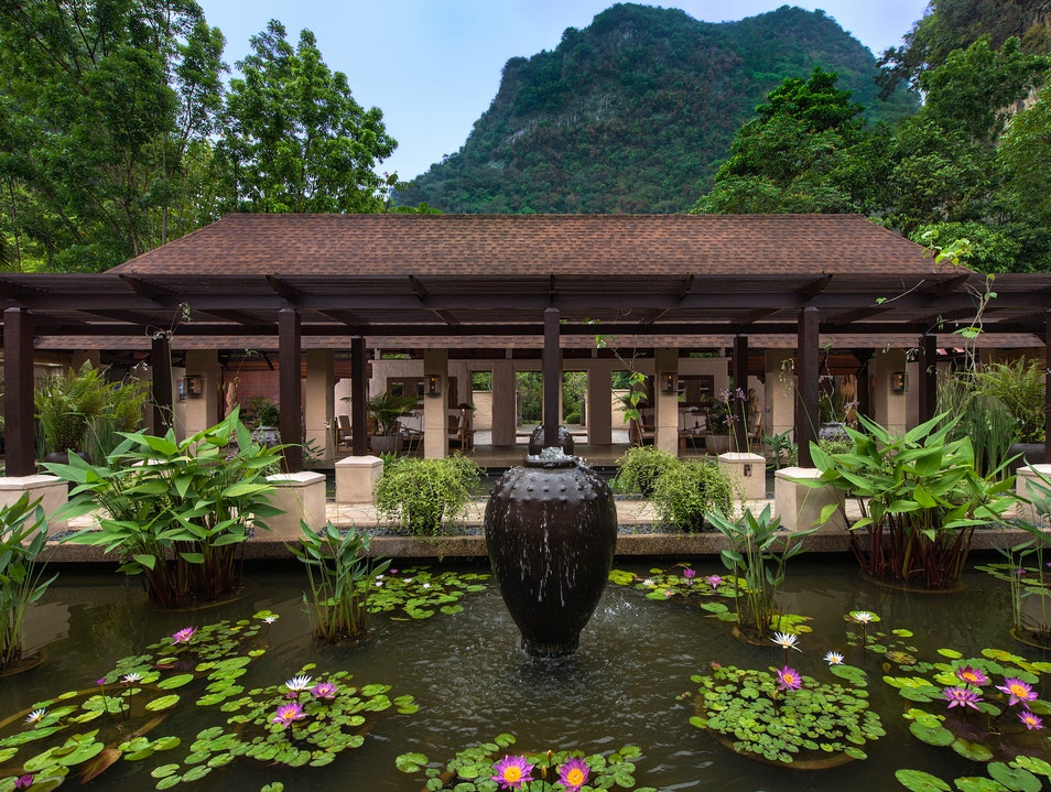 The Banjaran Hotsprings Retreat Ipoh  Malaysia