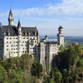 Neuschwanstein Castle Schwangau  Germany