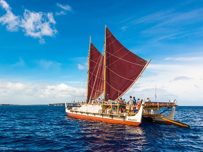 Polynesian Voyaging Society Honolulu Hawaii United States