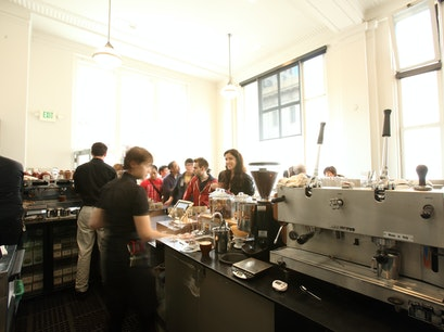 Blue Bottle Coffee San Francisco California United States