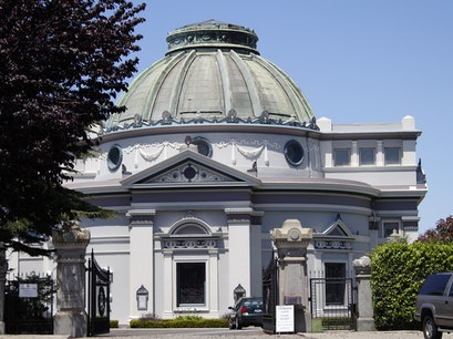 San Francisco Columbarium San Francisco California United States