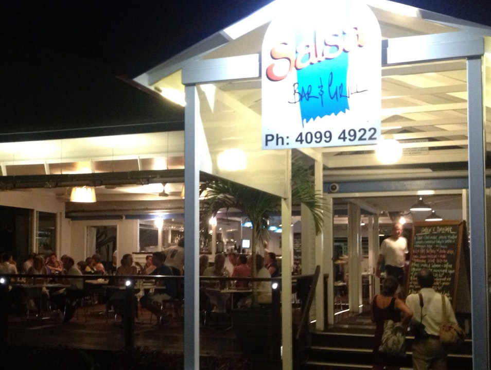 Fun Restaurant In Port Douglass Port Douglas  Australia