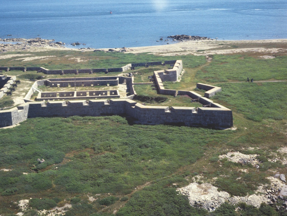 Prince of Wales Fort Churchill  Canada