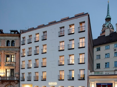 Louis Hotel Munich  Germany