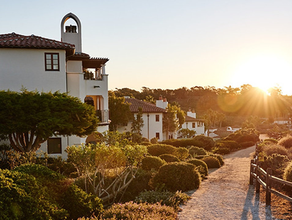 A Dreamy Beach Resort in Santa Barbara Santa Barbara California United States