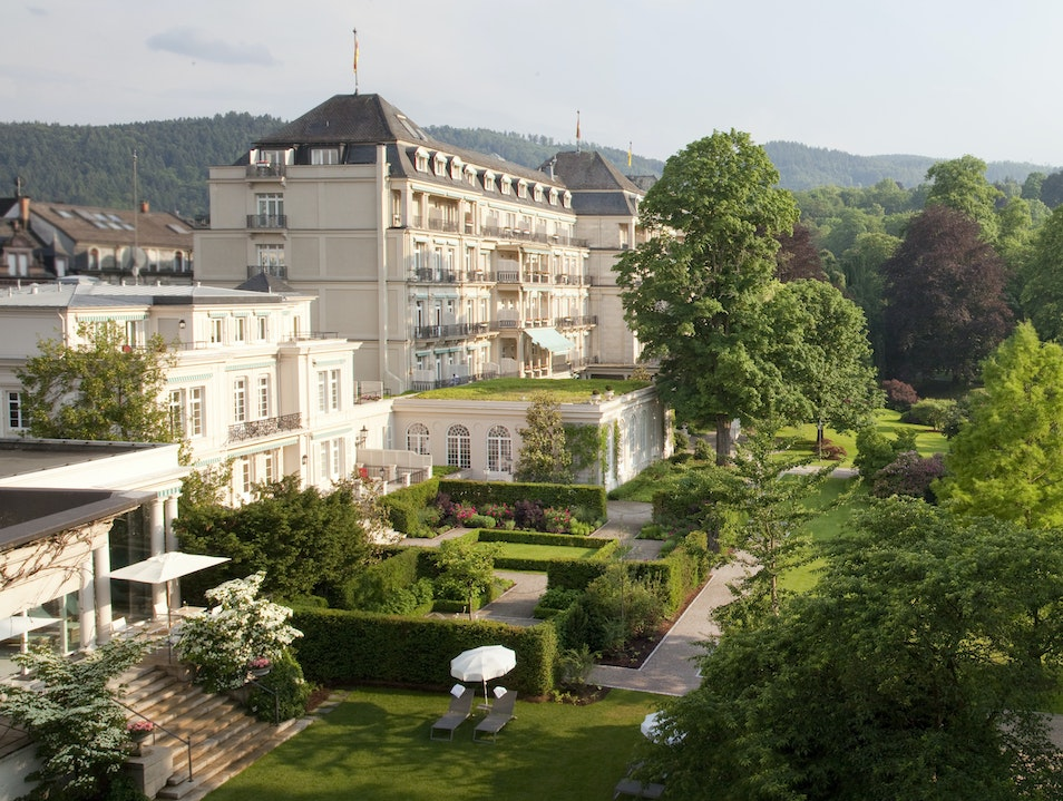 Relax in Style in the Black Forest Baden-Baden  Germany