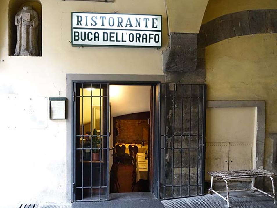 A Delicious Hole in the Wall Florence  Italy