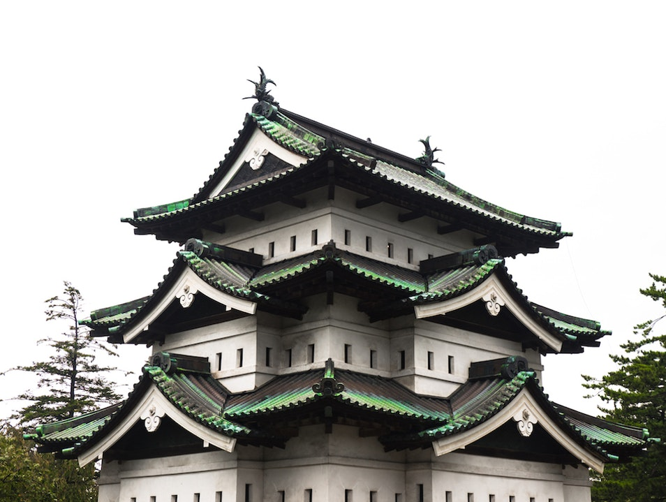 The Castles and Temples