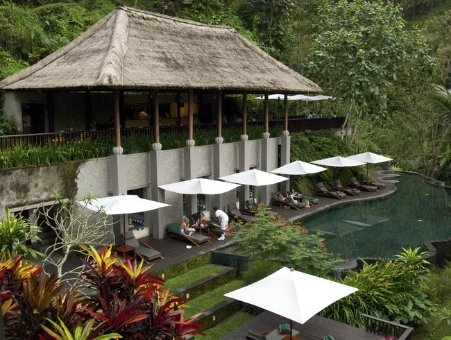 Stay at Maya Ubud