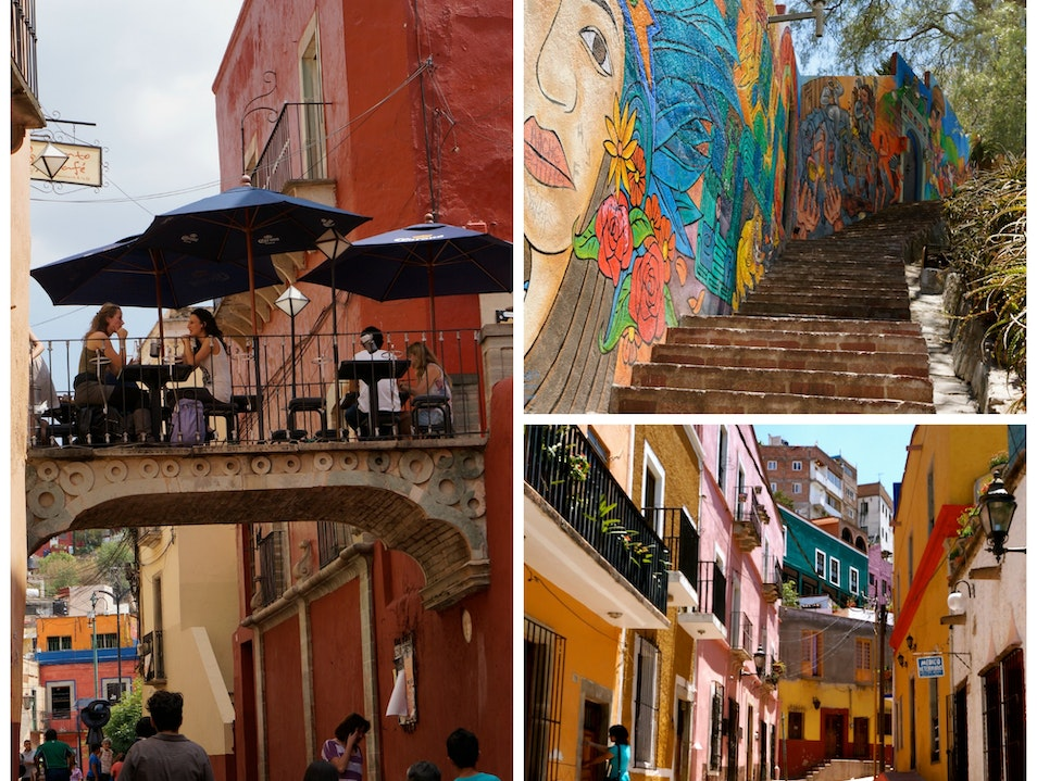 Getting wonderfully Lost in Guanajuato Guanajuato  Mexico