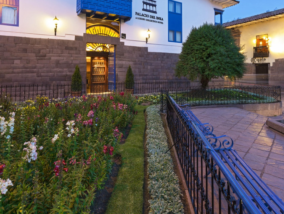 Palacio del Inka: Sleep Like a King in Cusco Cusco  Peru