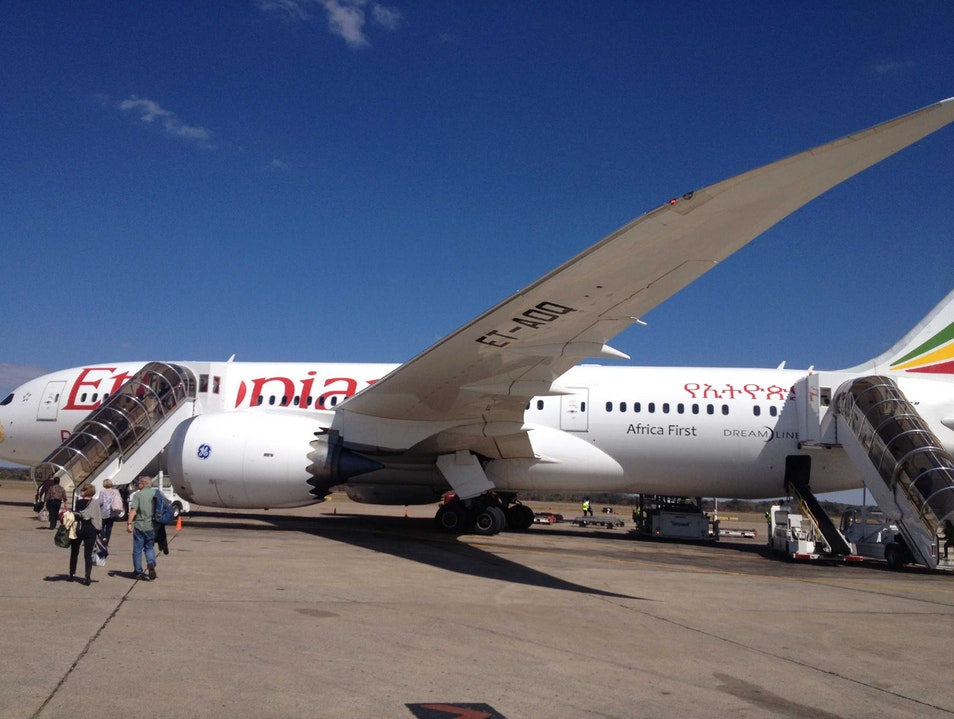Ethiopia's Mini-Fleet of Dreamliners