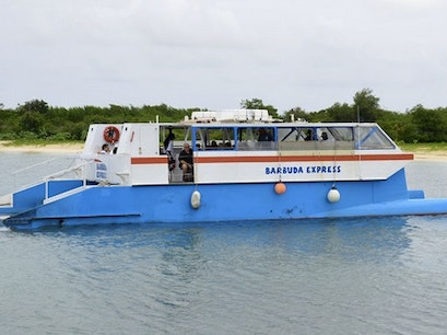 Barbuda Express Codrington  Antigua and Barbuda