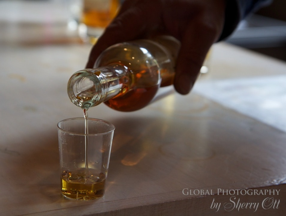 Calvados Tasting - An Apple A Day