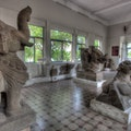 The Museum of Cham Sculpture Da Nang  Vietnam