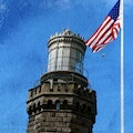Twin Lights State Historic Site Highlands New Jersey United States
