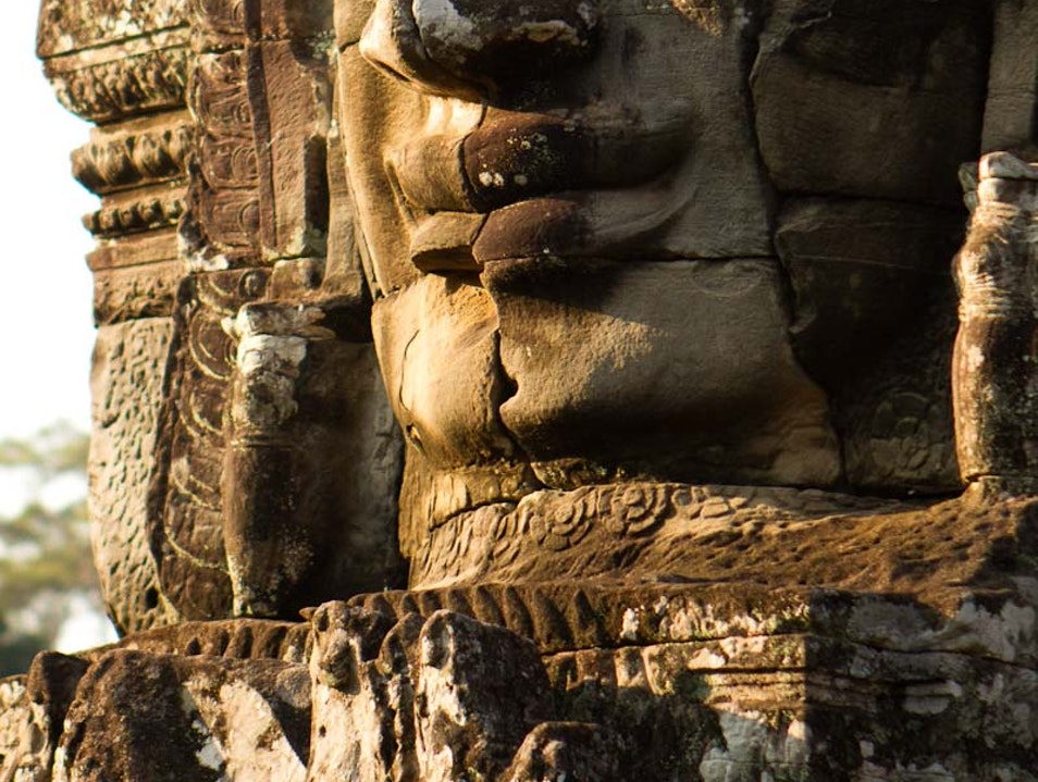 One of the Highlights of Angkor Siem Reap  Cambodia