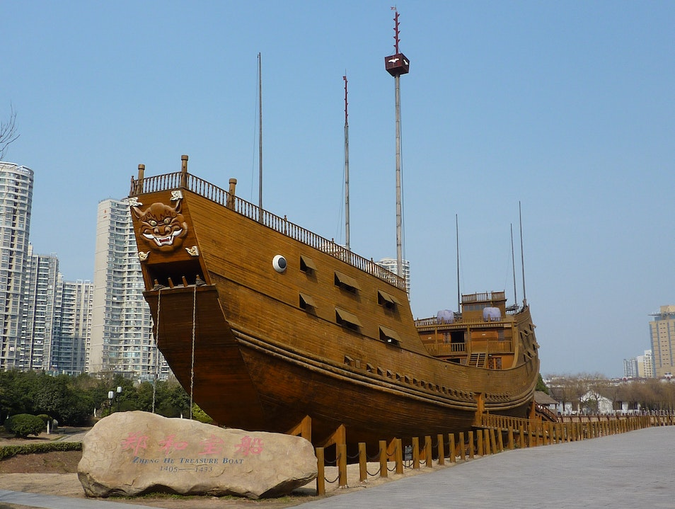 Sail into the Ming Dynasty