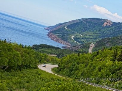 Cabot Trail Pleasant Bay  Canada