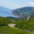 Cabot Trail Margaree Valley  Canada