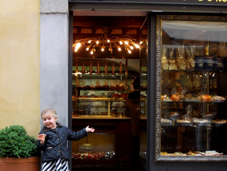 Eat!  Best Pasticceria in our hometown! Arezzo  Italy