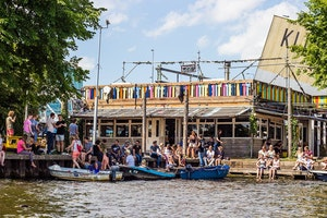 Top Amsterdam Places to Eat and Drink