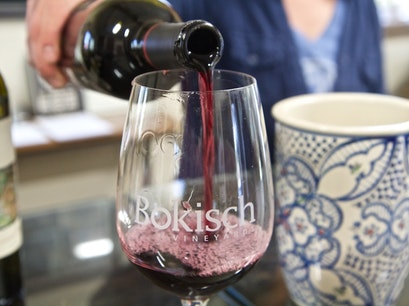 Bokisch Vineyards Lockeford California United States
