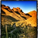 Bear Canyon, Santa Catalina Mountains